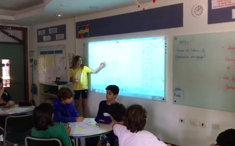 Alunos do 7º ano exploram análise combinatória a partir de atividades criativas e visuais