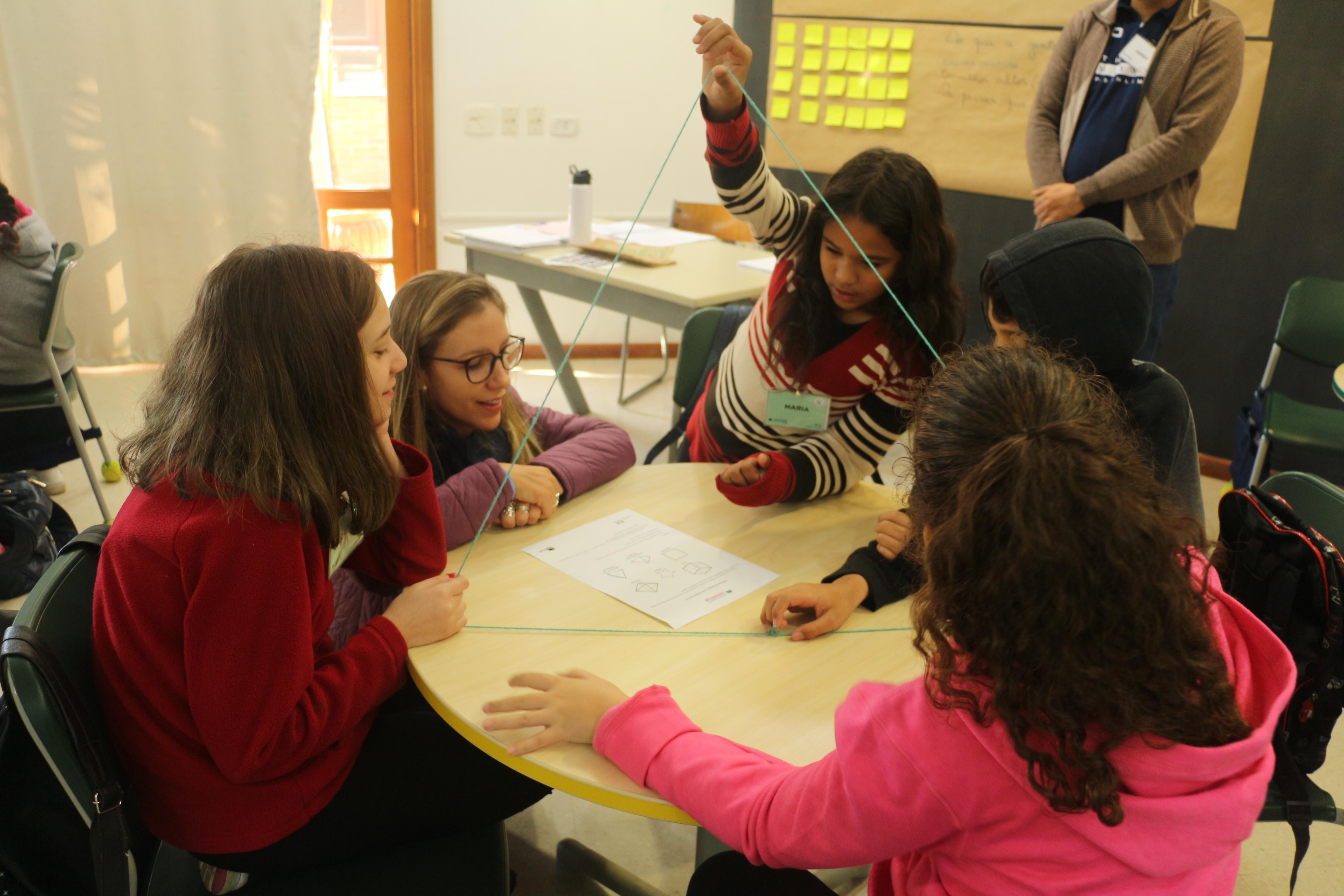 Curso de Férias de matemática transforma relação de professores e alunos com a disciplina