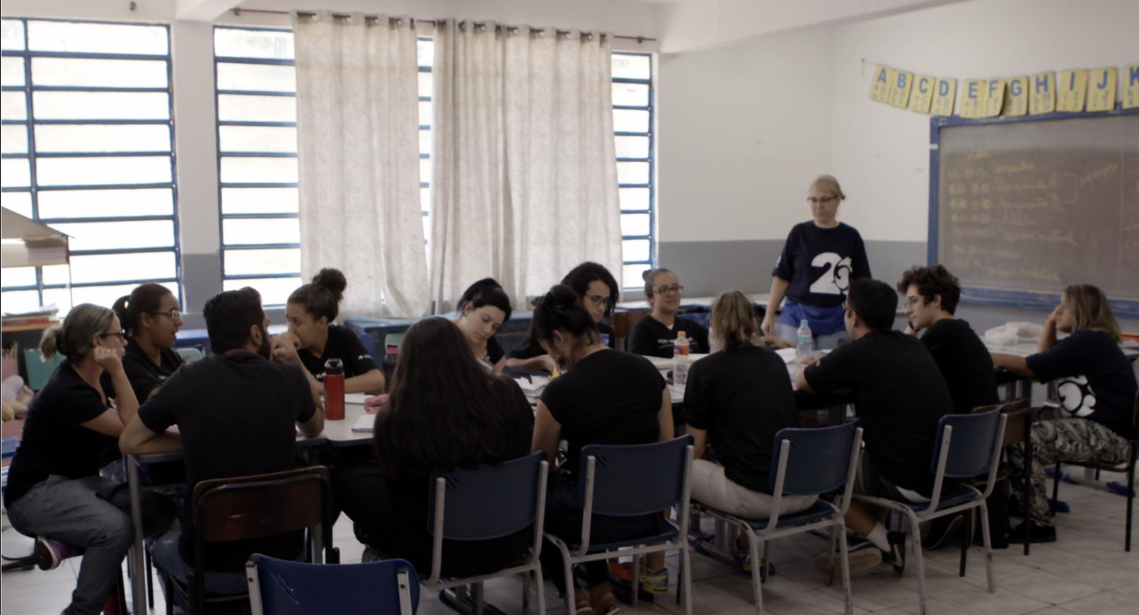 Observadores ajudam professores a entender suas escolhas em sala