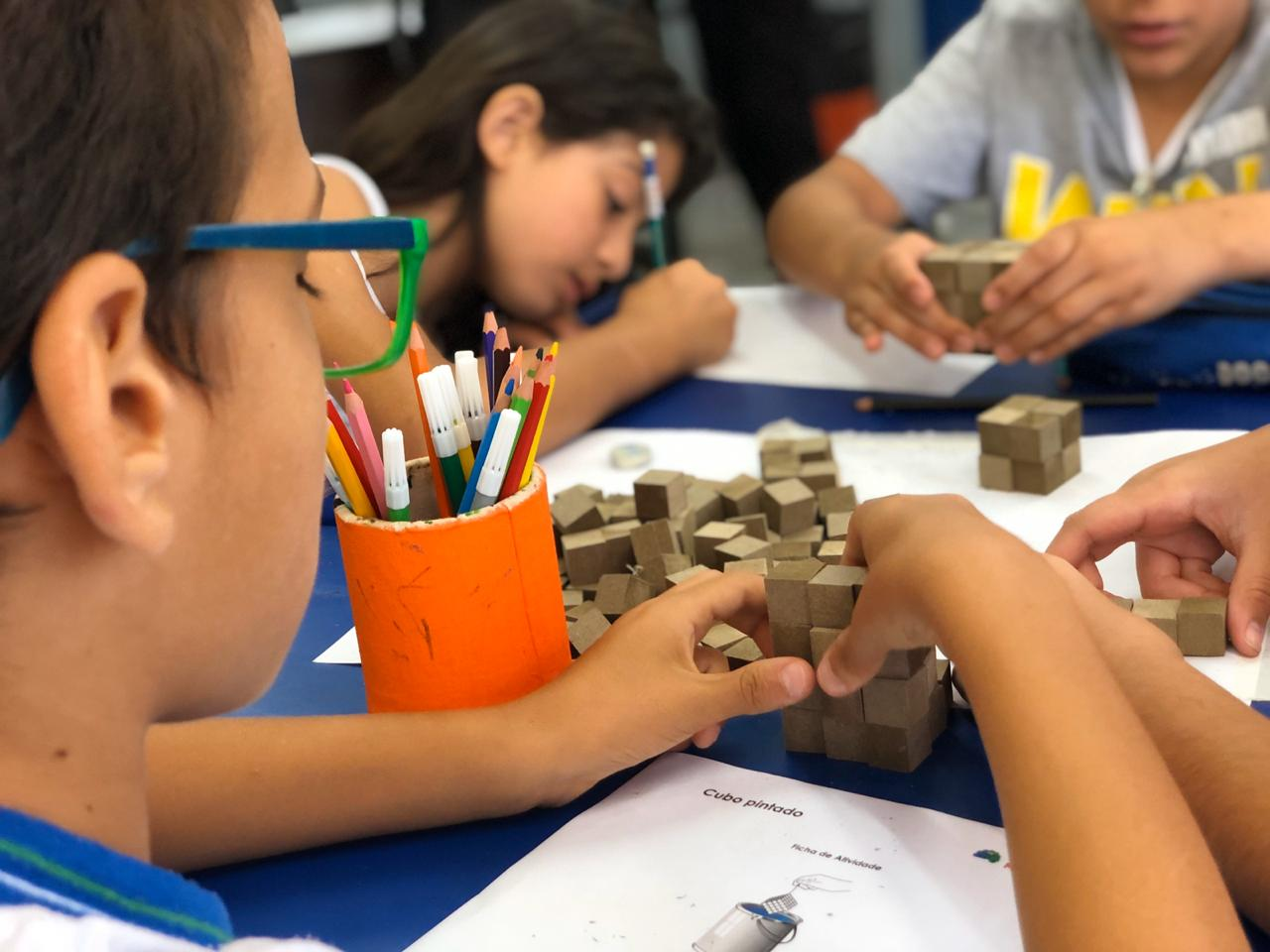 Poço da aprendizagem: alunos evoluem mais quando são desafiados