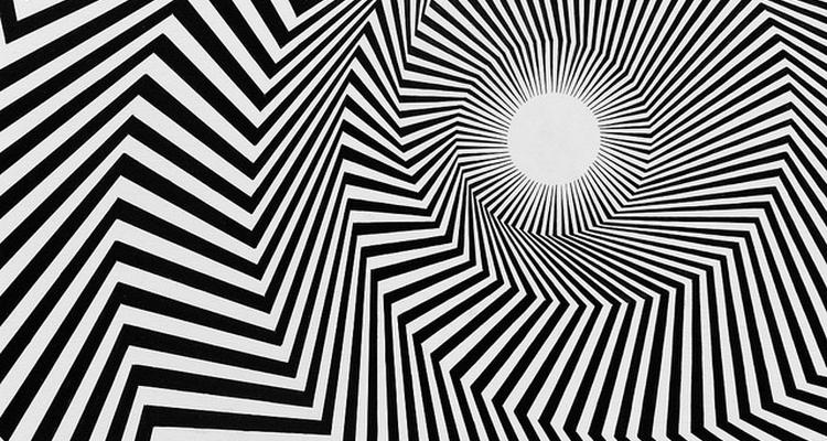 Desafio aos olhos, 'Arte ótica' é explicada pela matemática