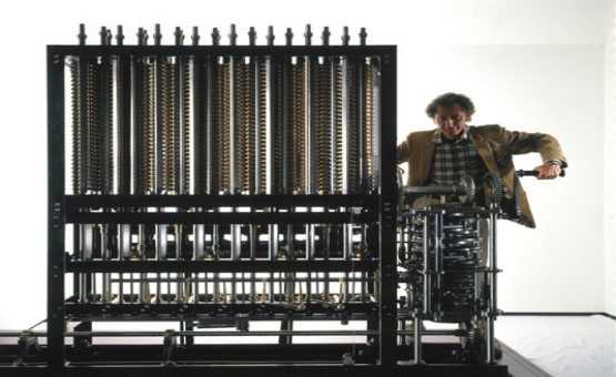 A Máquina Analítica e a pré-história dos computadores