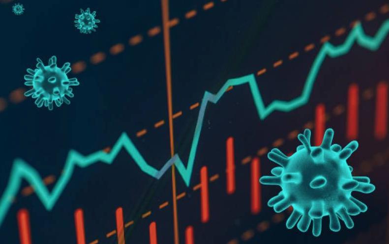Para especialistas, 'média móvel' é mais eficiente para analisar a evolução da pandemia